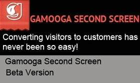 Gamooga Second Screen